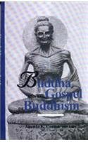 BUDDHA AND GOSPEL OF BUDDHISM.