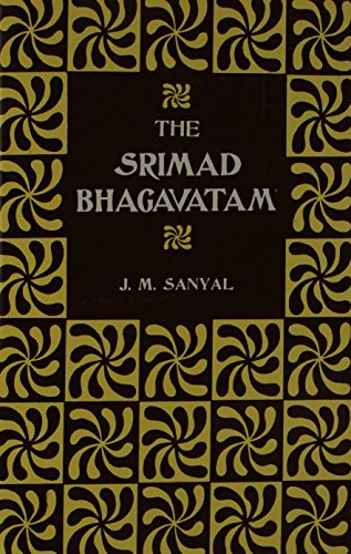 SRIMAD BHAGAVATAM OF KRISHNADWAIPAYANA VYASA, 2 Vols.