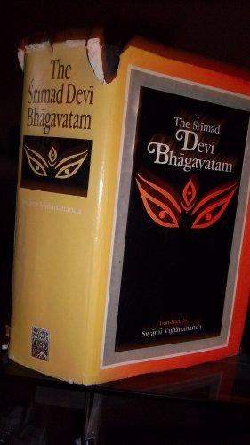 SRIMAD DEVI BHAGAVATAM, part 1 & 2 in one Book.
