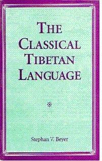 CLASSICAL TIBETAN-LANGUAGE.