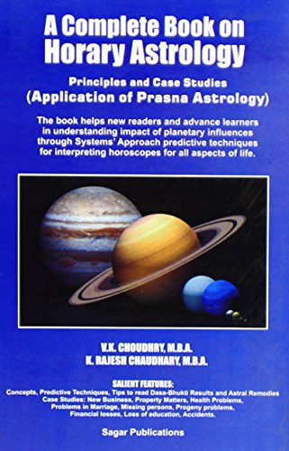 APPLICATION OF PRASNA ASTROLOGY: Based on System's Approach.