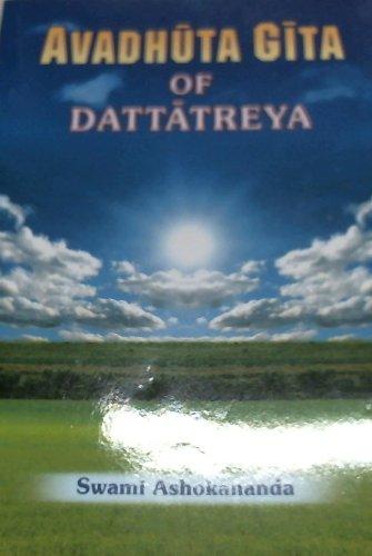 AVADHUTA GITA OF DATTATREYA.