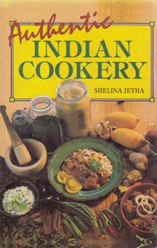 AUTHENTIC INDIAN COOKERY.