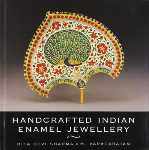 HANDCRAFTED INDIAN ENAMEL JEWELLERY.