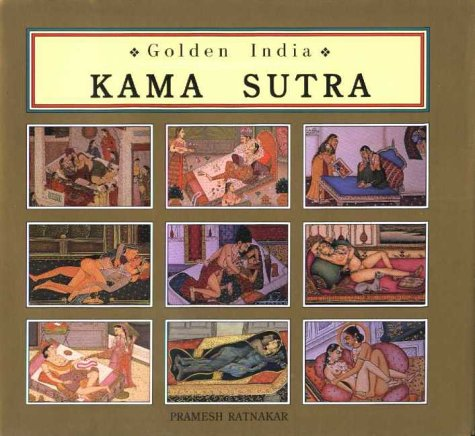 GOLDEN INDIA: KAMA SUTRA.