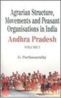 AGRARIAN STRUCTURE, MOVEMENTS & PEASANT ORGANISATION IN INDIA, 4 Vols.  Vol. 1: Andhra Pradesh, Vol. 2: Maharashtra (Sulabha Brahme & Ashok Upadhyaya), Vol. 3: Uttar Pradesh (P.D. Shrimali), Vol. 4: West Bengal (Boudhayan Chattopadhyay)