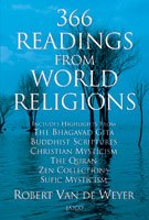 366 READINGS FROM WORLD RELIGIONS.