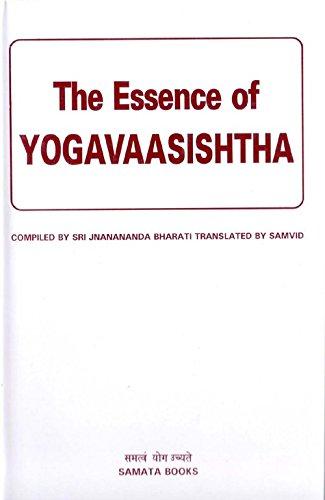 ESSENCE OF YOGAVAASISHTHA.