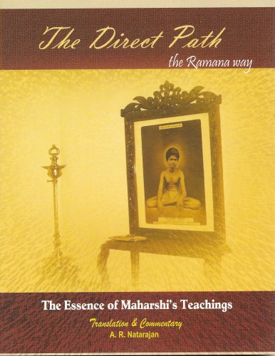 DIRECT PATH: The Ramana Way, Pocket Edition.