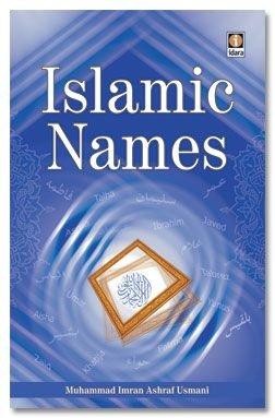ISLAMIC NAMES.
