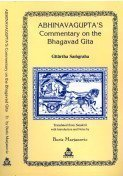 ABHINAVAGUPTA'S COMMENTARY ON THE BHAGAVAD GITA: Gitartha Samgraha.