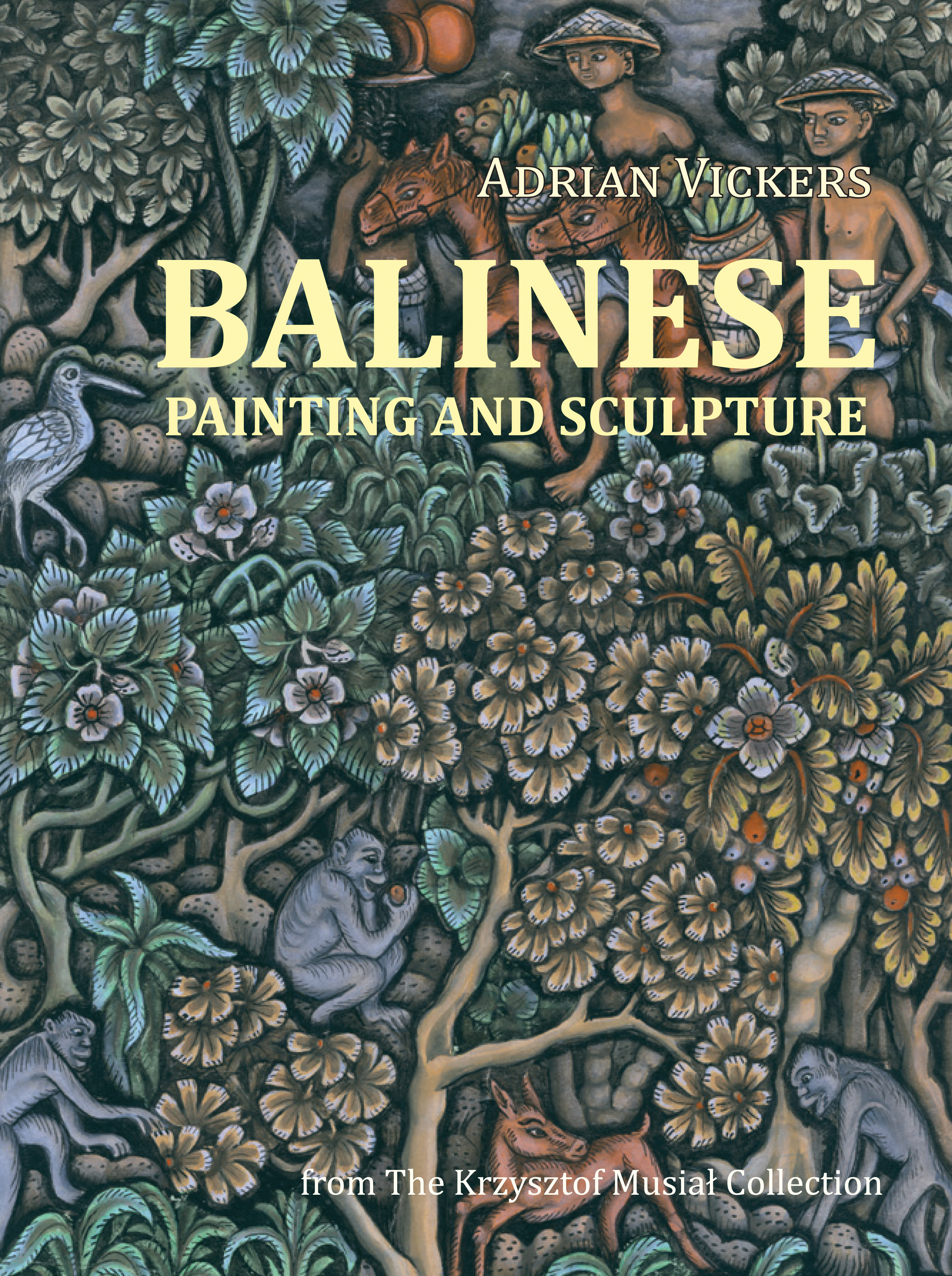 Balinese Painting and Sculpture