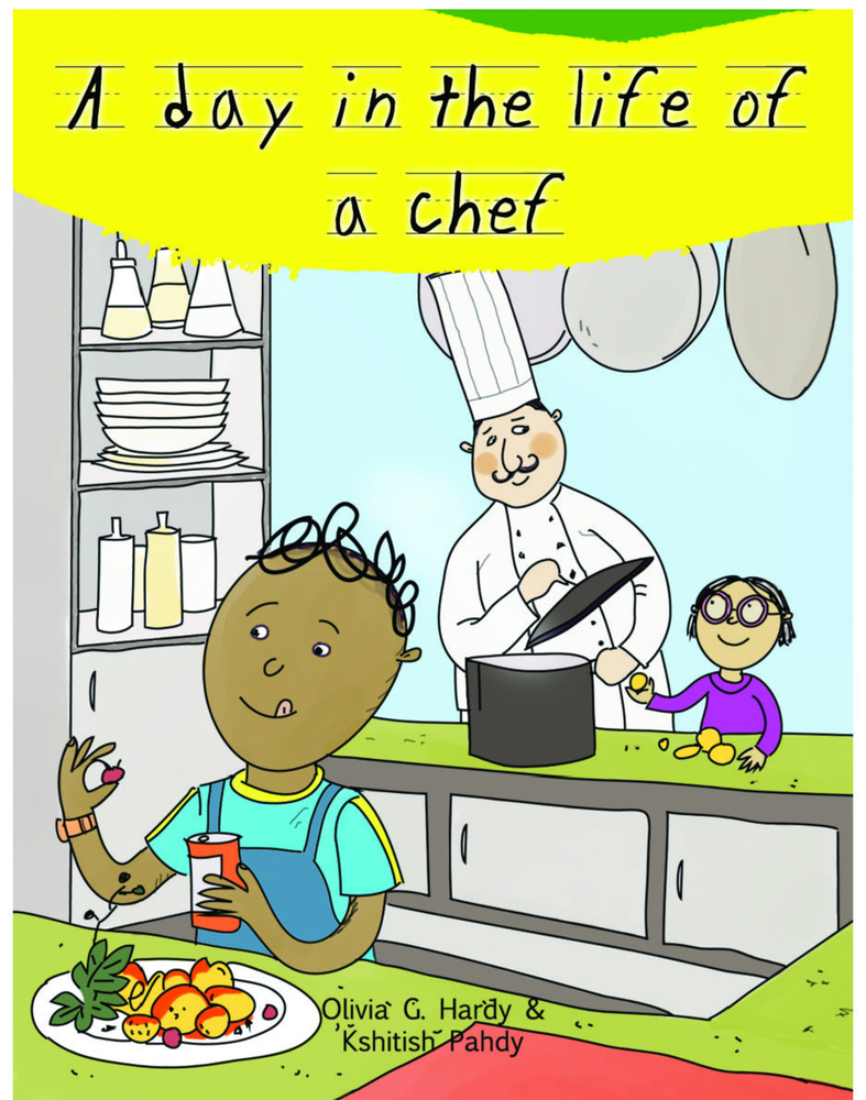 A Day in the Life of Professionals Chef