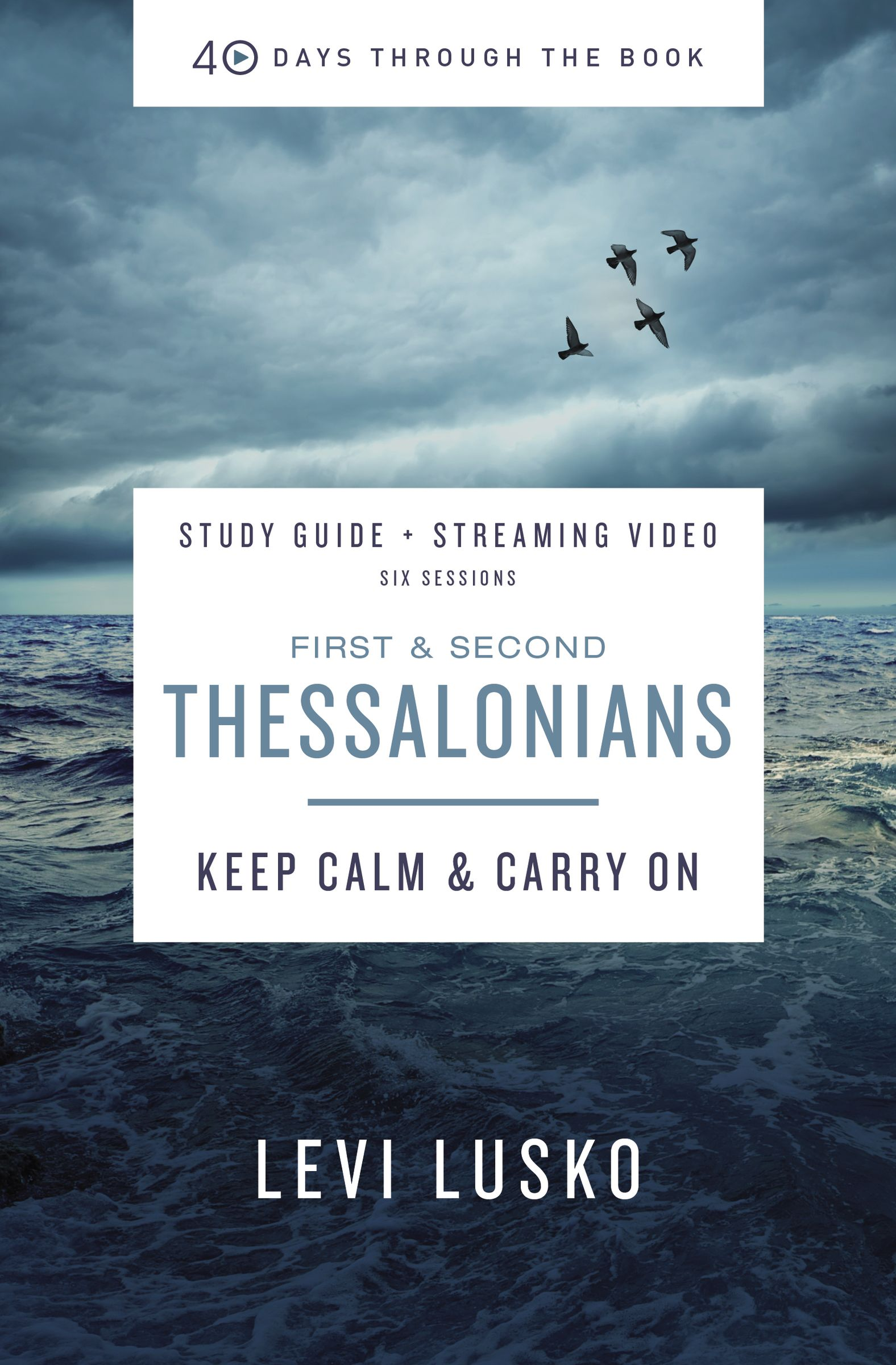 1 and   2 Thessalonians Study Guide plus Streaming Video