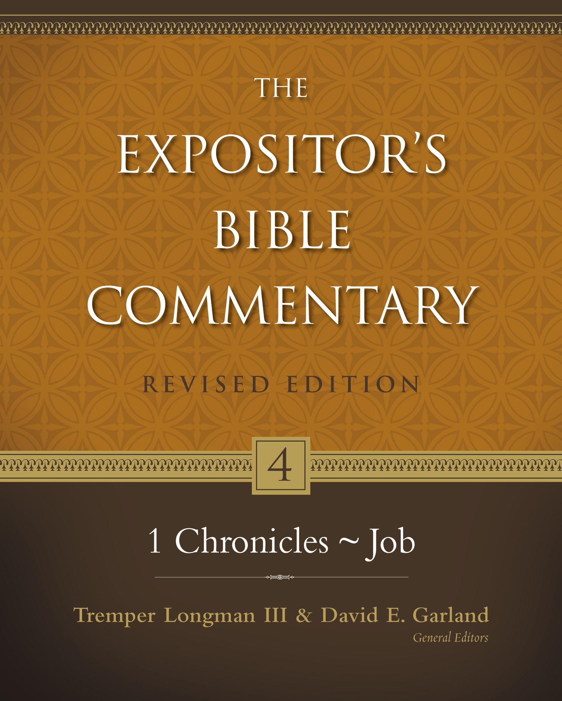 1 Chronicles–Job