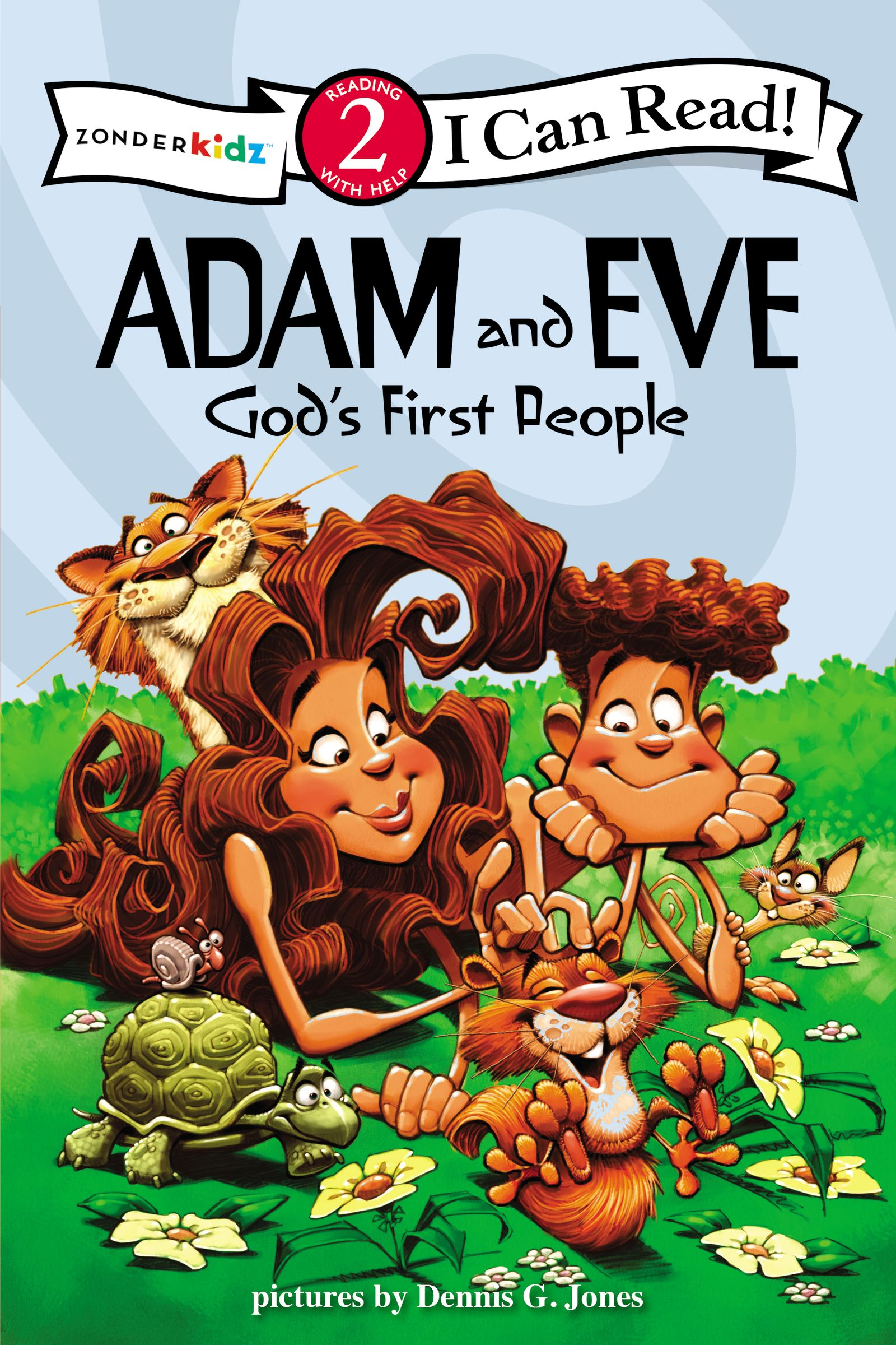 Adam and Eve, God's First People
