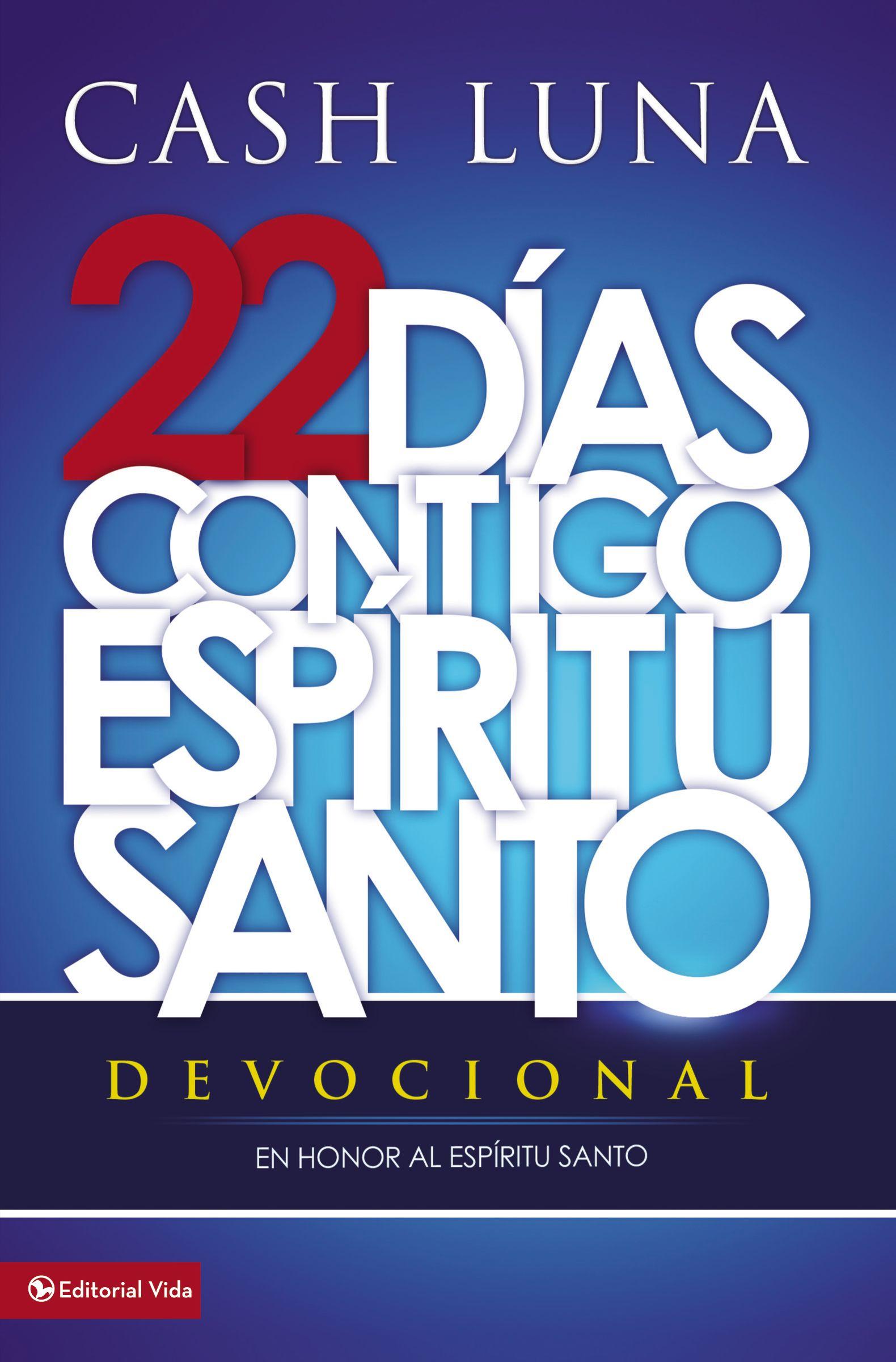 22 días contigo, Espíritu Santo