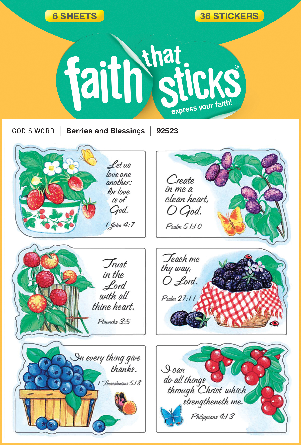 Berries and Blessings