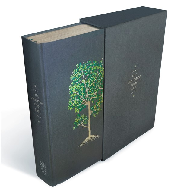 NLT Life Application Study Bible, Second Edition (Hardcover Cloth)