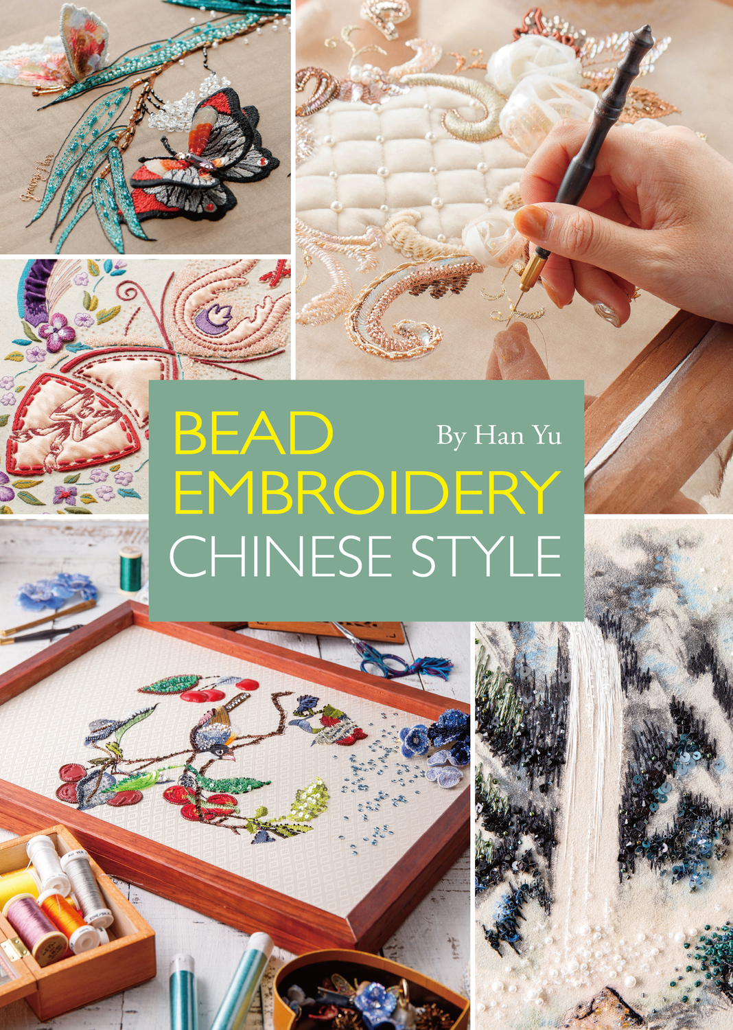 Bead Embroidery Chinese Style