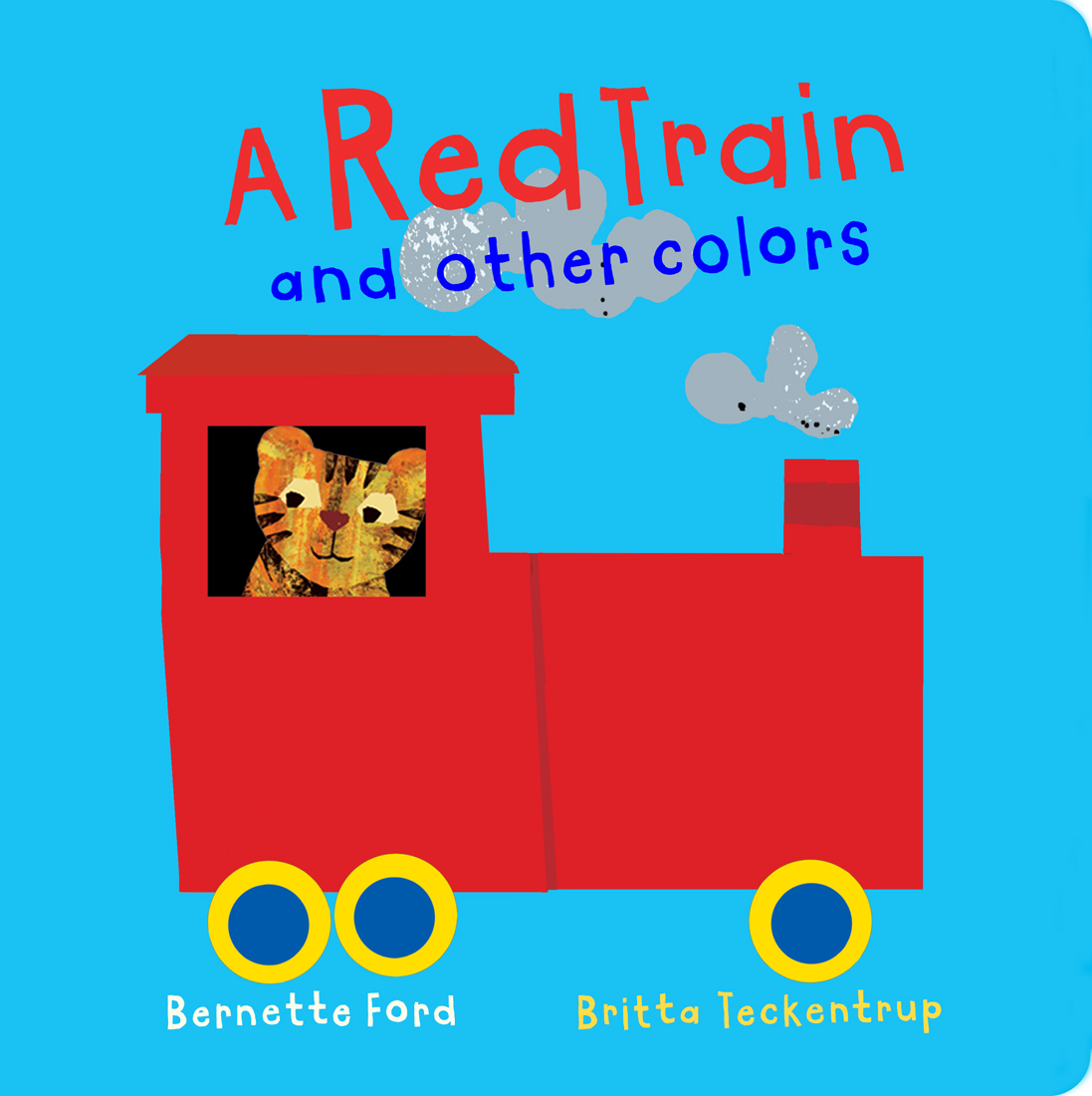A Red Train and Other Colors