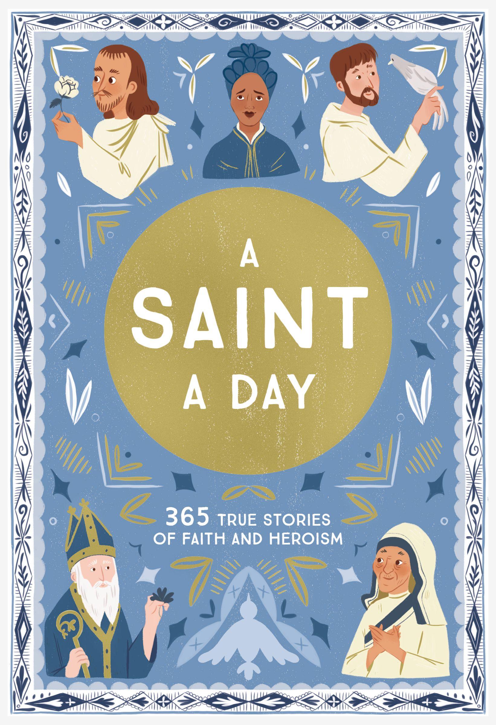 A Saint a Day