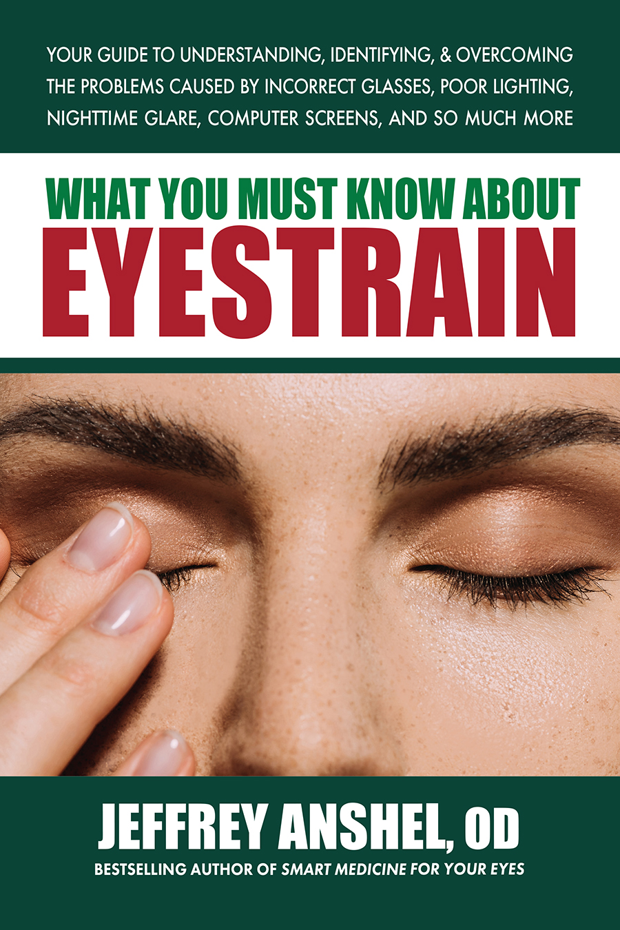 What You Must Know About Eyestrain