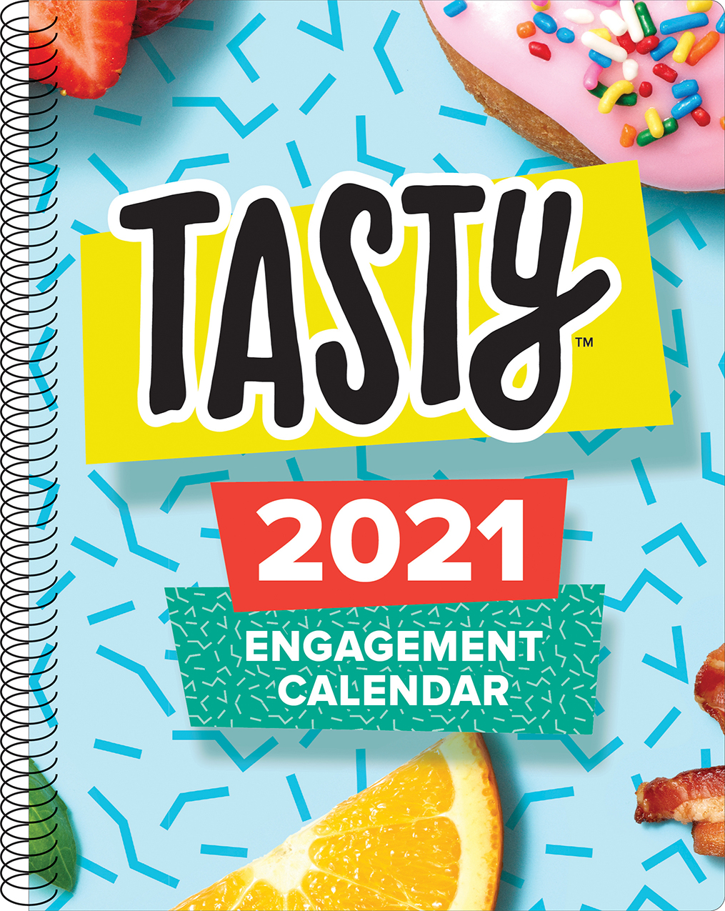 Tasty 2021 Engagement Calendar