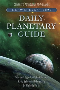 Llewellyn's 2022 Daily Planetary Guide