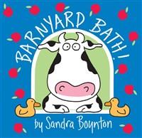 Barnyard Bath!