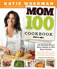 The Mom 100 Cookbook Counter Display 5-Copy
