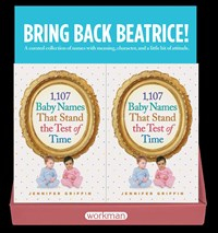 1,107 Baby Names That Stand the Test of Time 6 Copy Display