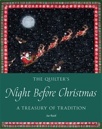 The Quilter's Night Before Christmas