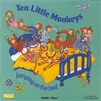 Ten Little Monkeys Jumping on the Bed