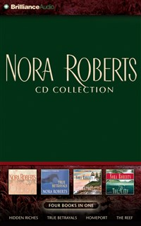 Nora Roberts CD Collection 2
