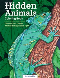 Hidden Animals Coloring Book