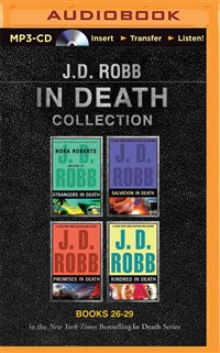 J. D. Robb In Death Collection Books 26-29