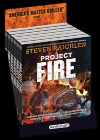 Project Fire 6-copy counter display