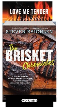 The Brisket Chronicles 6-copy counter display