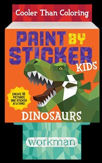 Paint by Sticker Kids: Dinosaurs 8-copy counter display
