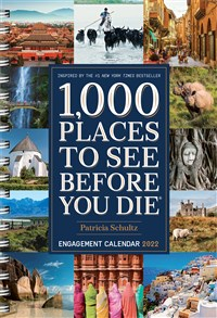 1,000 Places to See Before You Die Engagement Calendar 2022
