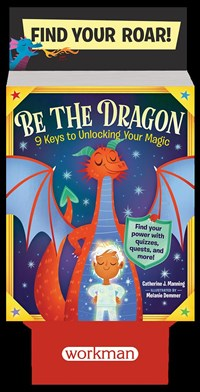 Be the Dragon 6-copy counter display