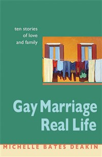Gay Marriage, Real Life