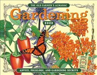 The Old Farmer's Almanac 2022 Gardening Calendar