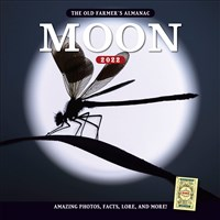 The Old Farmer's Almanac 2022 Moon Calendar