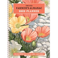 The Old Farmer's Almanac 2022 Planner