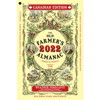 The Old Farmer's Almanac 2022 Canadian Edition