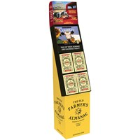 36 2022 Old Farmer's Almanac, 12 Country Calendar Floor Display