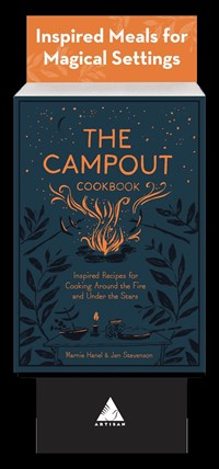 The Campout Cookbook 5-copy counter display