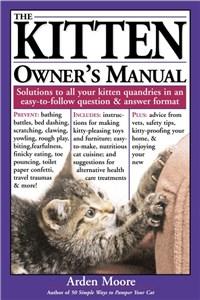 The Kitten Owner's Manual